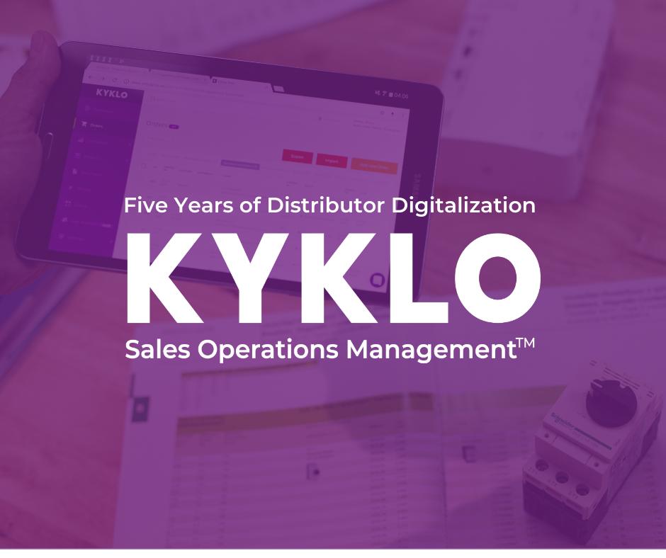 September 2020 Newsletter: Five Years of Distributor Digitalization.