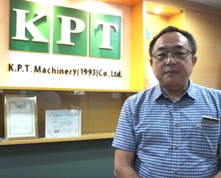 [VIDEO] K.P.T. KYKLO SOM application testimonial