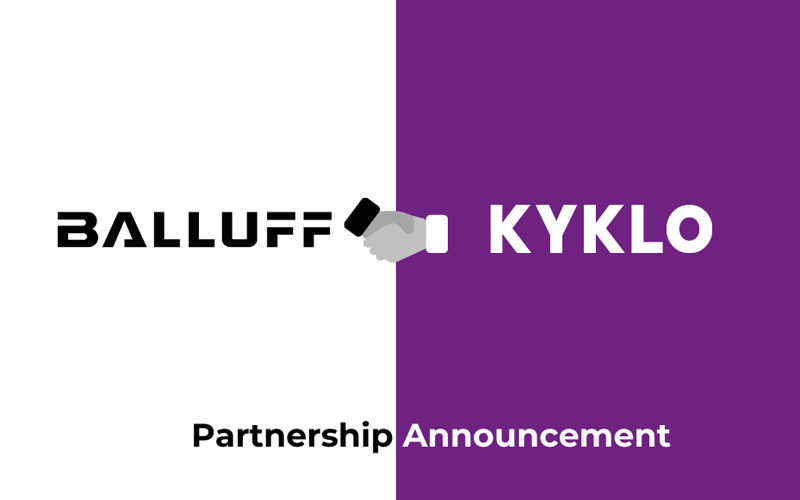 KYKLO and Balluff partner for distribution