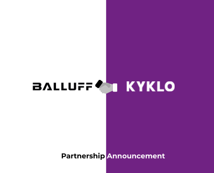 KYKLO and Balluff Partner for Distribution Success