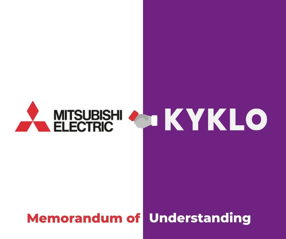 Announcement: KYKLO and Mitsubishi Electric Automation Sign Memorandum of Understanding