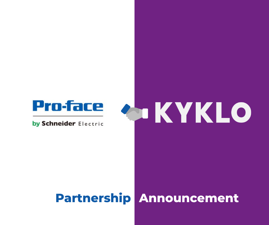 Pro-face Turbocharges Distributor Efforts By Partnering With KYKLO