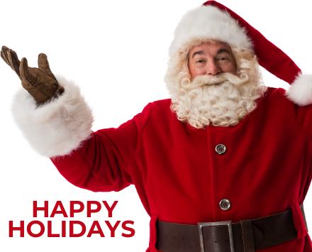 December 2020 Newsletter: Santa Newsletter
