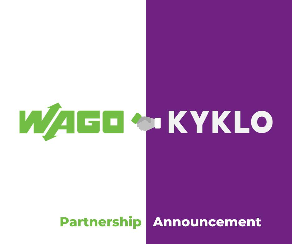 KYKLO and WAGO Team to Drive Distributor Digitalization