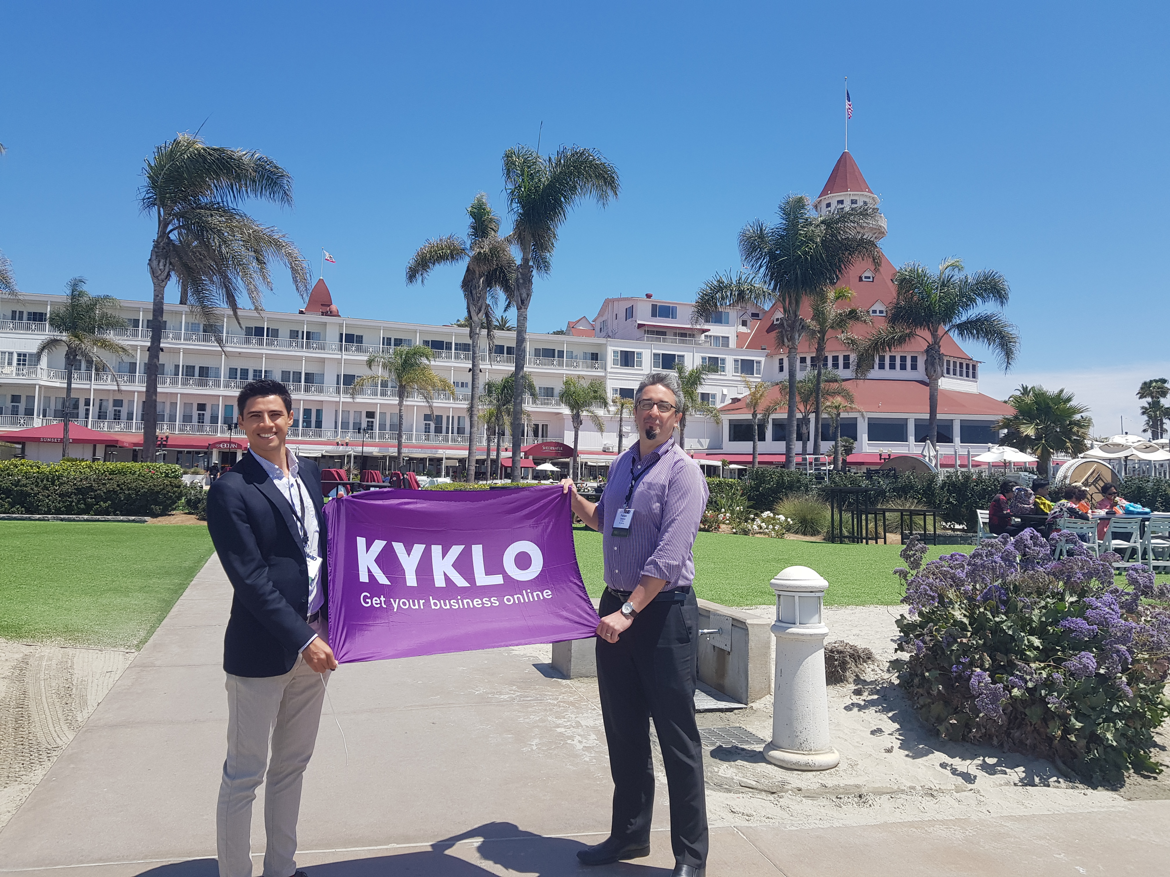 KYKLO attends High Tech Distribution (AHTD) meeting in Coronado