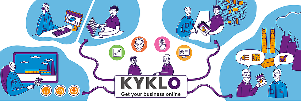 KYKLO Sales Operations Management
