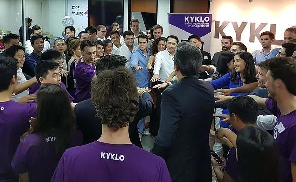 KYKLO members
